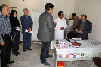 15 هزار زائر پاکستانی ازخدمات بهداشتی ودرمانی رایگان بهره مند شدند