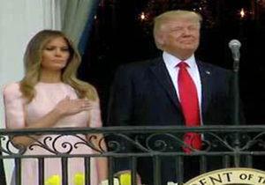 گاف ترامپ در مراسم عید پاک+ فیلم