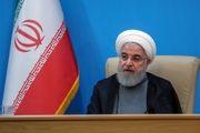 روحانی: دشمنان منطقه از پاسخ هشدارآمیز یمن درس بگیرند