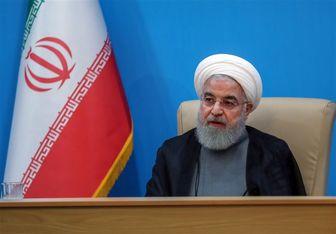 روحانی: ایران راه دیپلماسی را باز نگهداشته است