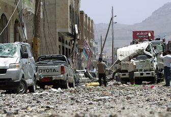 شدیدترین تجاوز رژیم سعودی به صنعاء / عکس