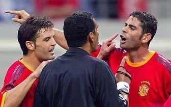 فیفا عامل تبانی بازی های جام جهانی ۲۰۰۲