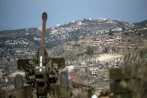 خروج سلاحهای سنگین تروریستها از بخشهایی در اطراف ادلب