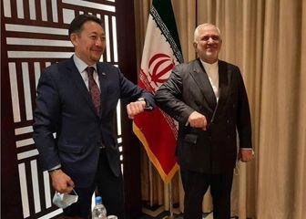قدردانی ایران از نقش قزاقستان در مذاکرات هستهای و روند صلح در سوریه
