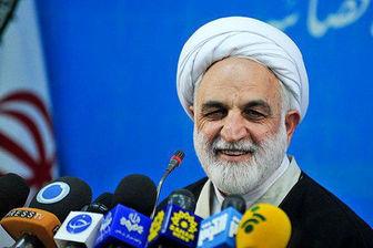 محسنی اژهای: از کسانی که فساد را گزارش میکنند، حمایت میکنیم