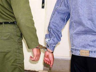 عامل 24 فقره سرقت در ایرانشهر دستگیر شد