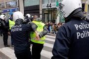 اعتراضات در بلژیک بالا گرفت