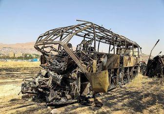 رسوایی رسانههای ضدانقلاب این بار درباره تصادف در سنندج