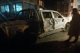 انفجار کابل ۳ کشته و زخمی بر جای گذاشت