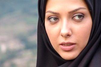 تبریک خانم بازیگر ایرانی به شوهر خواهرش/ عکس