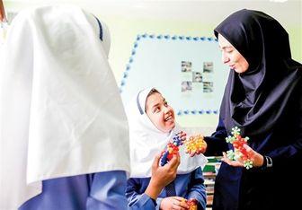 خبر خوش برای معلمان جدید