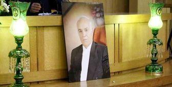 مراسم ختم رئیس فقید هیأت مدیره پرسپولیس+ عکس