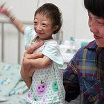 کوچکترین دختر جهان ۵۴ سانتیمتر قد دارد