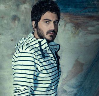 تیپ عجیب بازیگر ایرانی در طبیعت بکر اسپانیا/ عکس