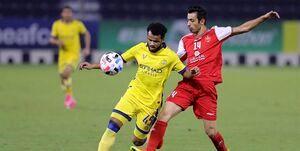 عصبانیت شدید النصر از AFC
