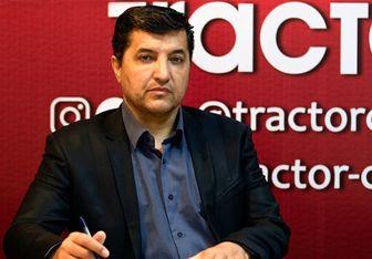 واکنش مدیر عامل تراکتور به احتمال حضور علی دایی