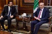 موافقت رئیس پارلمان لبنان با بندهای اصلاحی ابتکار فرانسه