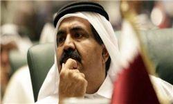 دشمنی پنهانی قطر با سوریه