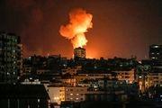 صدای انفجار در مرکز نوار غزه/ پرواز جنگنده های صهیونیست