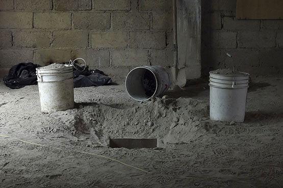 جزئیات جالب از فرار سلطان مواد مخدر مکزیک + تصاویر