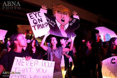 اعتراضات انتخابات