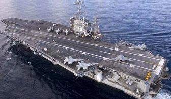 ناو آمریکایی در خلیج فارس مستقر خواهد شد