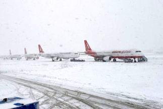 تغییر در برنامه پروازهای فرودگاه شهید هاشمی نژاد مشهد