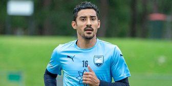 ناجی، به تیم ملی فوتبال باز میگردد