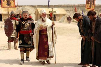 پشت صحنه ای متفاوت از سریال «سلمان فارسی» +فیلم