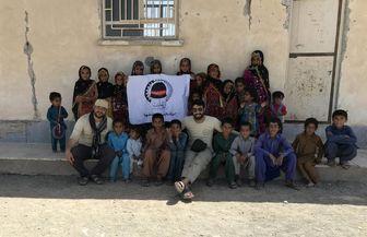 مجاهدت جهادگران راهیان شهادت در نوروز ۱۴۰۰ +تصاویر