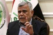 العامری به فکر اقلیم کردستان عراق افتاد