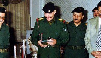 تحویل جسد معاون صدام به وزارت بهداشت عراق + عکس
