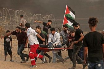 شهادت یکی دیگر از مجروحان تظاهرات بازگشت در غزه