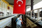 اعمال محدودیت های شدید کرونایی در ترکیه