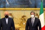جزئیات دیدار ظریف و رئیس مجلس ایتالیا