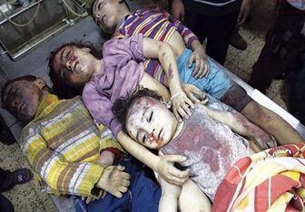 کشته شدن 78 کودک در خاورمیانه