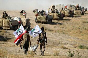 عملیات حشد شعبی علیه داعش