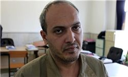 سارق مأمورنما دستگیر شد + عکس