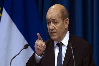 فرانسه خواستار خروج حزب الله از سوریه شد