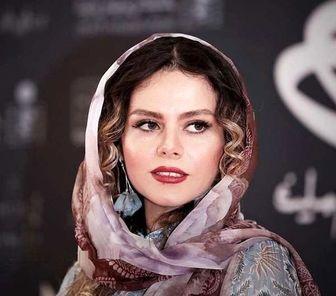 تیپ این روزهای غزال نظر /عکس