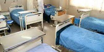 آب گرفتگی سبب تخلیه بیمارستان «اعصاب و روان» اهواز شد