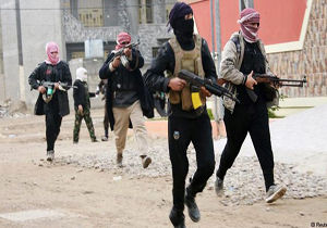 حمایت کشورهای خارجی از تروریست ها در سوریه