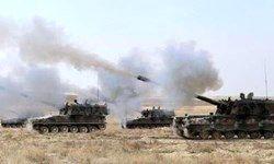 ارتش ترکیه: 649 نفر را در شمال سوریه به هلاکت رساندیم