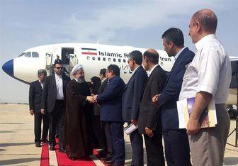 روحانی روز به روز فعال تر می شود/ رییس جمهور از آذربایجان برنگشته به شیراز رفت