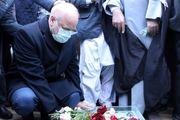 گریههای قالیباف بر سر مزار سردار سلیمانی+ فیلم