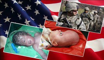 علت تولد نوزادان ناقص الخلقه در عراق مشخص شد