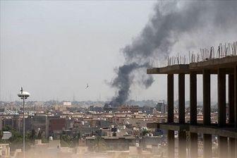 شدت گرفتن درگیریها در پایتخت لیبی