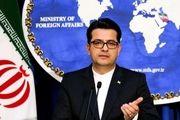 ایران همواره در کنار دولت و ملت سوریه برای مبارزه با تروریسم حضور دارد