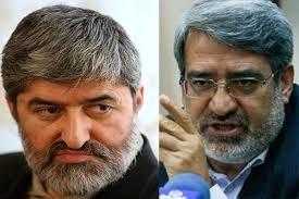 پشت پرده لغو سخنرانی مطهری در مشهد/ تهدید اصلاح طلبان به وزیر کشور برای استیضاح