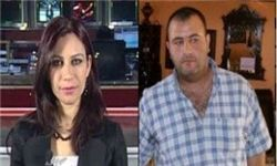 ربایش تیم خبری شبکه الاخباریه سوریه + عکس